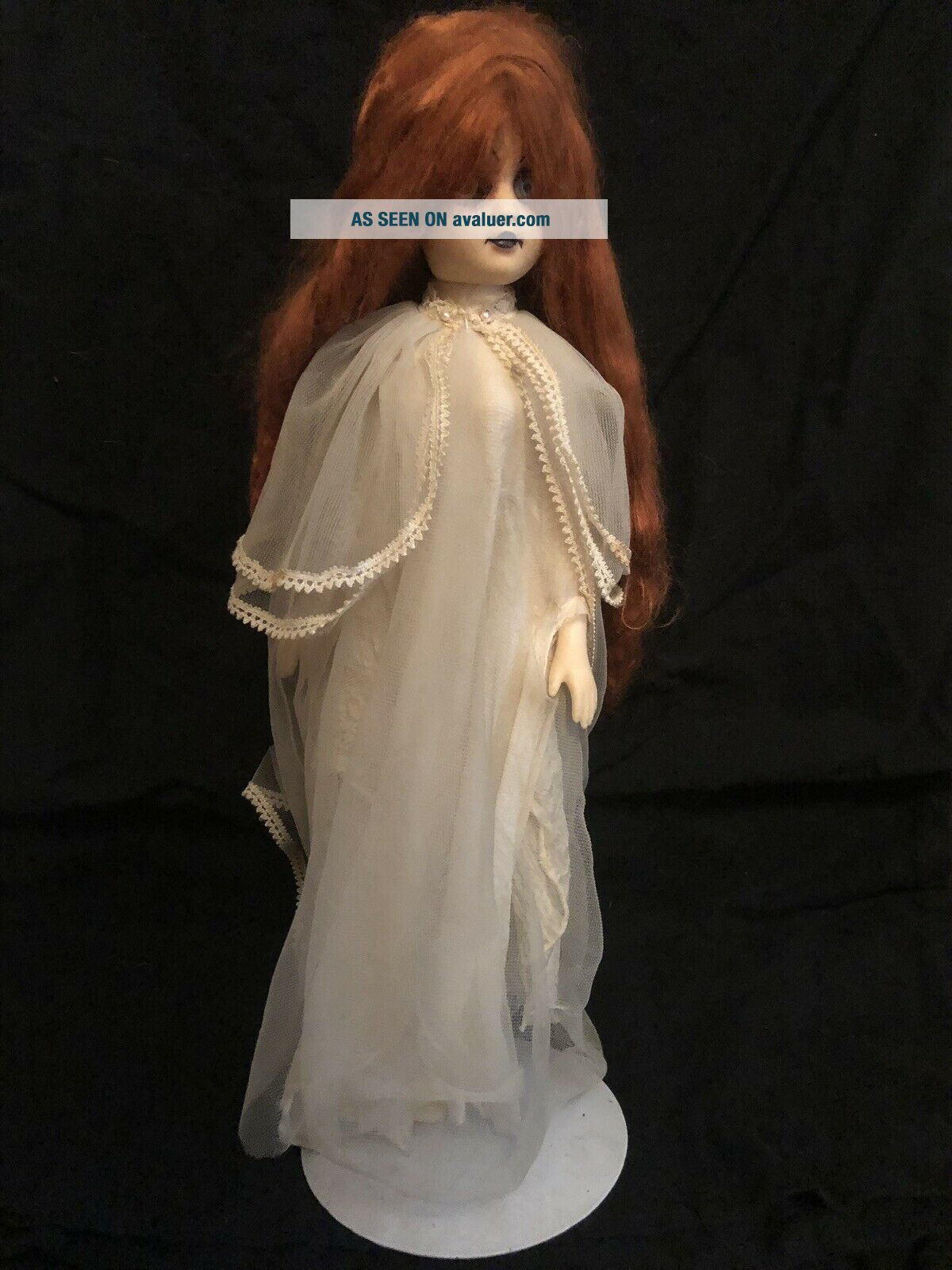 Living Dead Dolls Rare Tall Lady Ed Long Made Holy Grail His Mother's Doll