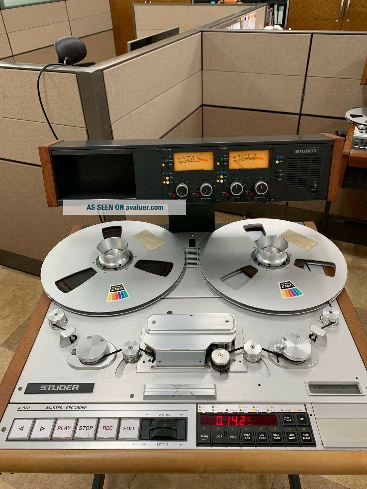 STUDER A820 Professional Tape Recorder