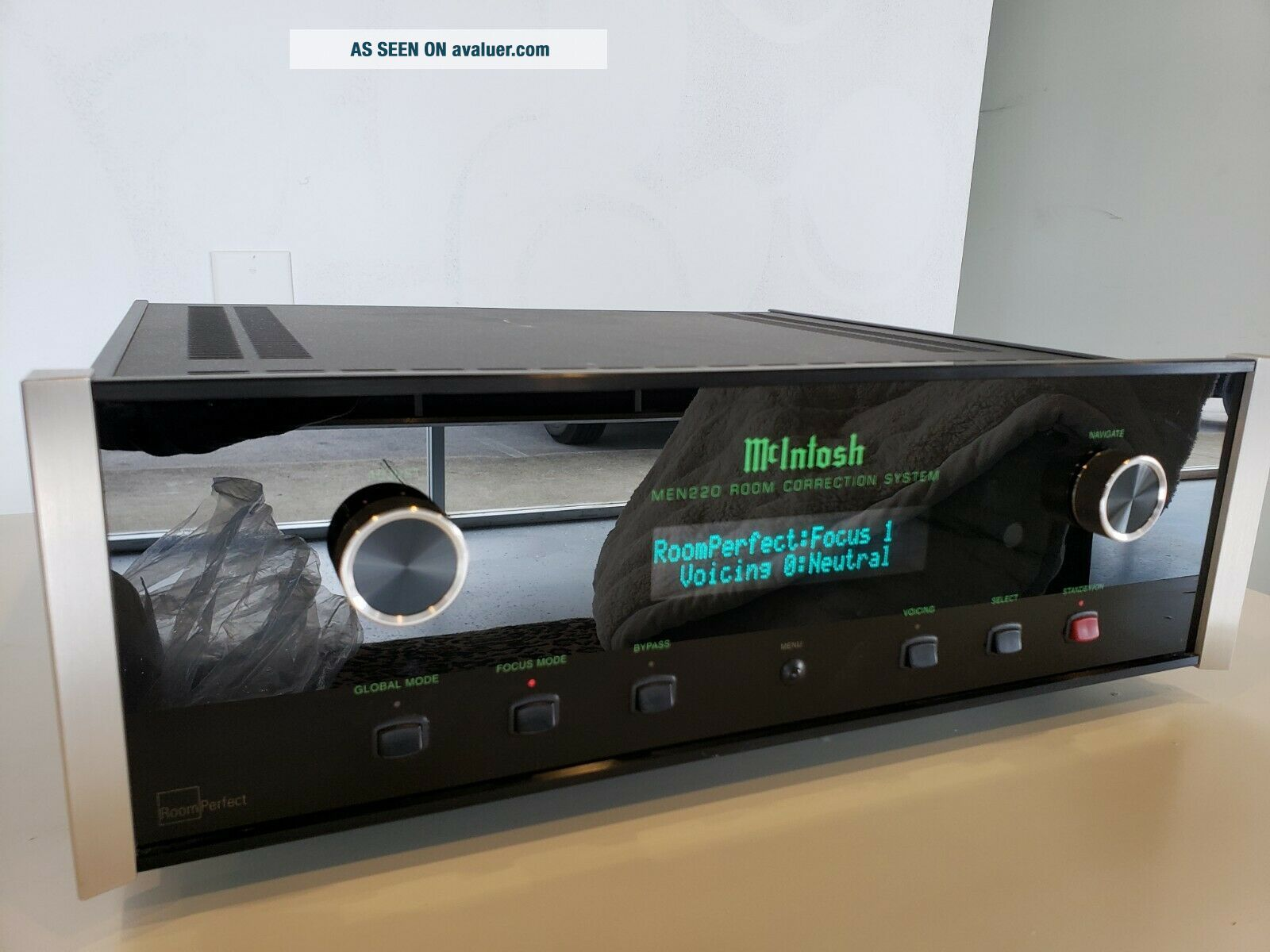 McIntosh MEN220 - Room Correction System (Showroom Demo)