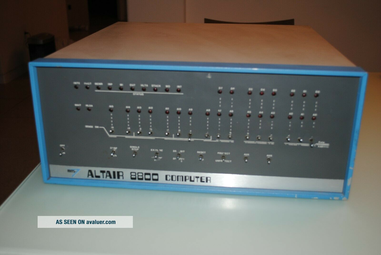 MITS Altair 8800 Computer